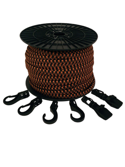 Custom Bungee Cord Assemblies : Custom shock cords